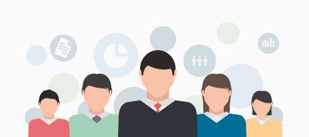 Amplio equipo humano para externalización de procesos