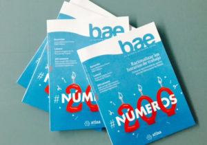 BAE 200 Números. Grupo Atisa.